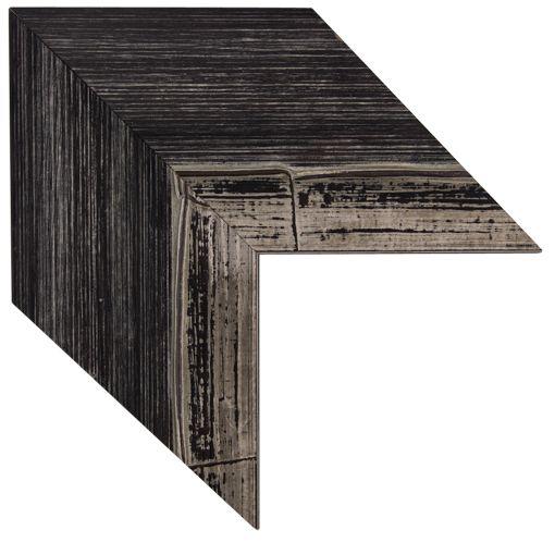 Contemporary Art Websites MAL Black Framed Mirror Large Mirror Bathroom Mirror Custom Sized