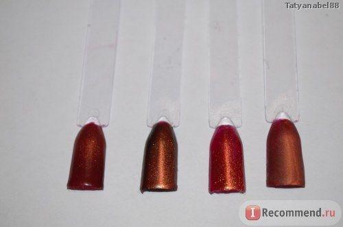 """Гель-лак для ногтей Vogue Nails """"Золотое искушение"""" фото"""