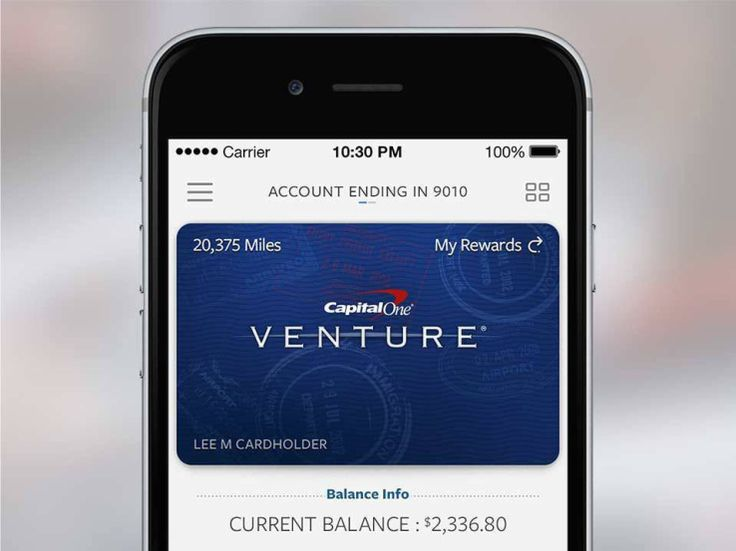 Capital One Debuts A New Mobile Wallet App, Designed To Work With Apple Pay   TechCrunch