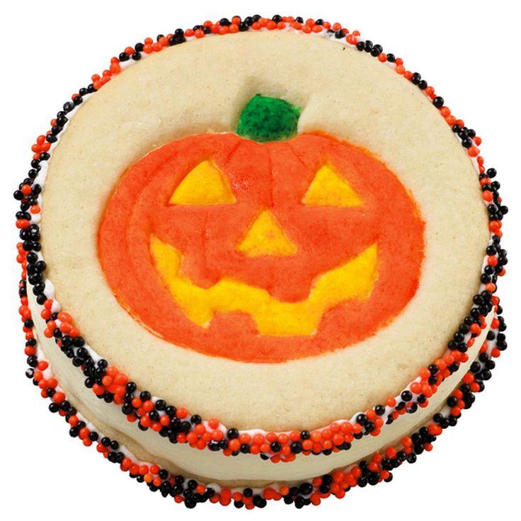Gritando por las galletas de helado   – Happy Halloween