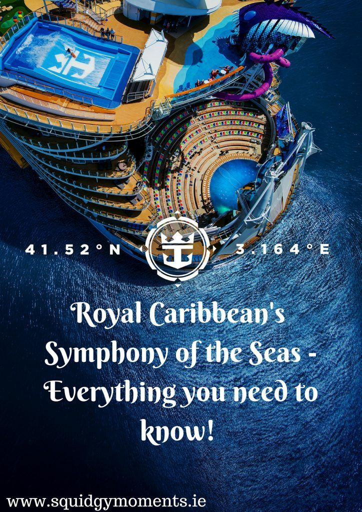 Royal Caribbean have released the name of their fourth Oasis Class ship Symphony of the Seas! Here's everything you need to know about the world's soon to be, largest cruise ship!