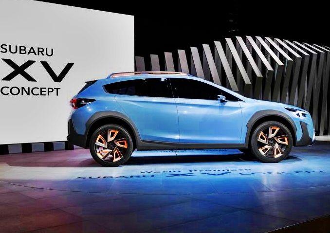 XV 2017: La Nueva Tentación de #Subaru