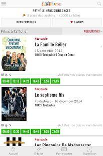 Les Cinémas Gaumont Pathé - http://www.android-logiciels.fr/les-cinemas-gaumont-pathe/