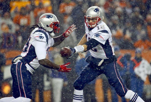 New England Patriots RB LeGarrette Blount is among the veterans that need a solid training camp to solidify a roster spot.