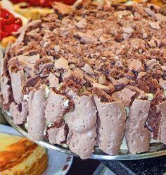 Рецепты тортов от немецких кулинаров - эти фирменные рецепты собирались со всей Германии!   Четыре вкуса
