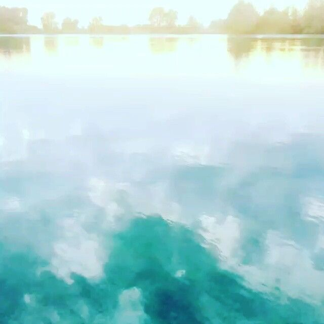 Hot summer day in #switzerland by the #rhein #river between #kreuzlingen and #konstanz  #video #summer #summertime #lake #riverside #reflection #sunset #water #sky #sunrise #pretty #beautiful #orange #nature #clouds #horizon #instagood #gorgeous #warm #instasky #pictureoftheday