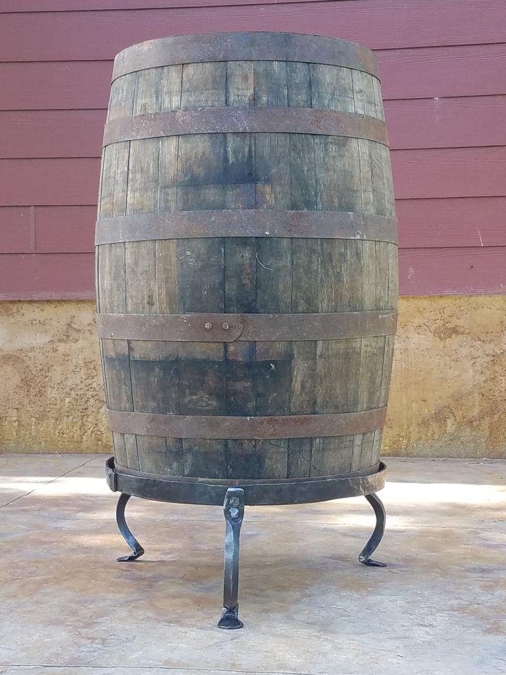 stand for oak whiskey barrel Whiskey barrel