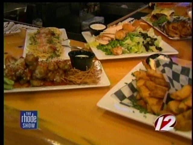 Pin by the rhode show on wpri 12 on in the kitchen pinterest for Bar food 46 levallois