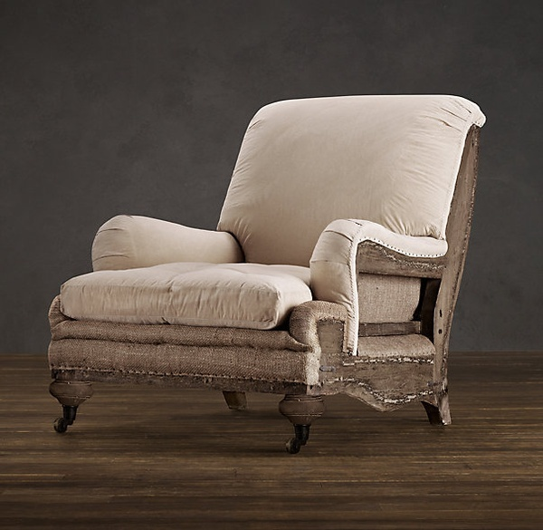 Restoration Hardware Chairs: Sofa Chair Restoration Hardware