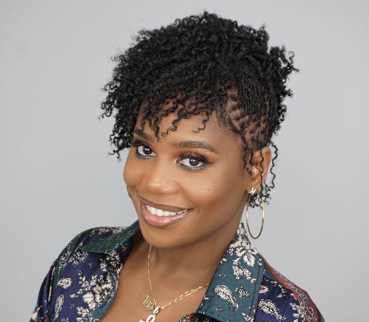 Starter Sisterlocks Hairstyles In 2020 Short Locs Hairstyles Hair Twist Styles Locs Hairstyles