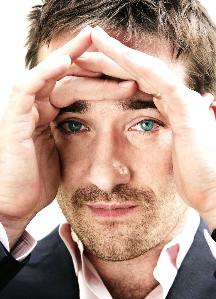 Matthew MacFadyen..known to me by being the one who singlehandedly set the highest of standards for other men with his role as Mr.Darcy