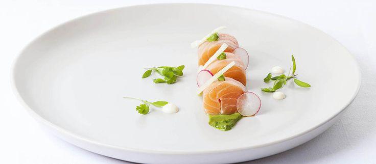 #recept na Marinovaný losos s avokádovým dipom http://varme.dennikn.sk/recipe/marinovany-losos-s-avokadovym-dipom/