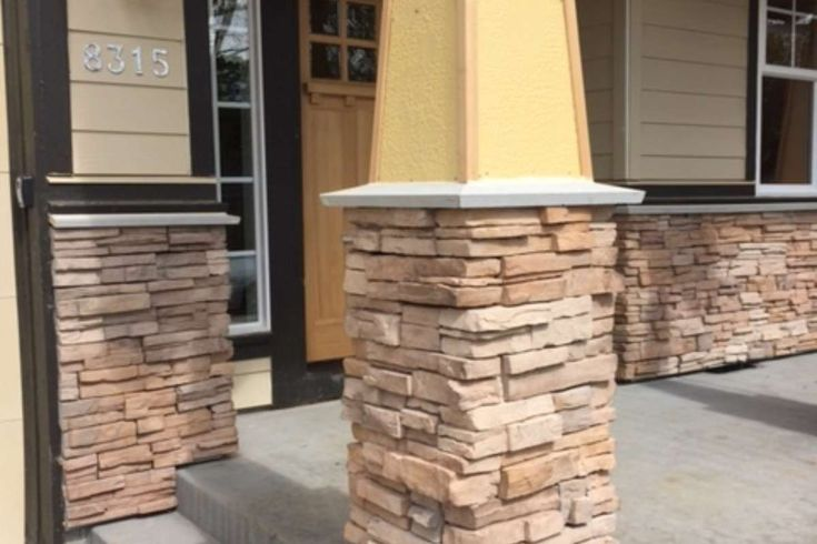 ClipStone is an innovative stone veneer you can install yourself with common tools. Turn a plain boring wall into an eye catching, professional looking stone wall.
