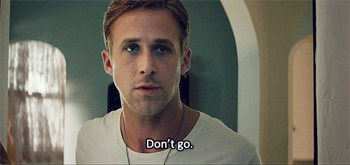 And plenty of Ryan Gosling GIFs to stare at until you find The One. | A Lady's Survival Guide To OnlineDating