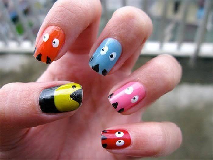 Cool-nail-art-nails