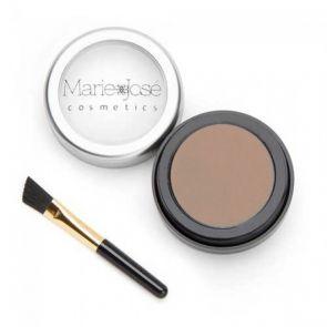 Augenbrauenpuder von Marie-José Cosmetics http://www.mariejosecosmetics.com/eyebrow-powders.html