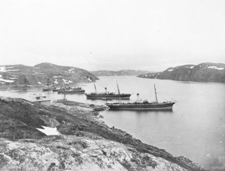 Murmansk British raised and dispatched a force to Northern Russia, known as the North Russian Expeditionary Force (NREF), under the command of Major General Edmund Ironside