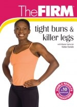 The FIRM: Tight Buns and Killer Legs, DVD. Only 30 minutes, 3 times a week to get a nice a$$ and toned legs! ;)