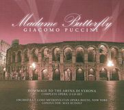 Puccini: Madame Butterfly [CD]
