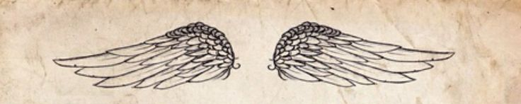 Ever since I was a little girl I wanted wings to escape from everyone else .... these will be on my shoulder blades and will be my absolute favourite