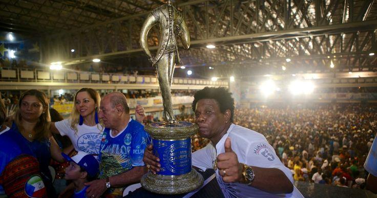 'Agradeça à contravenção', diz Neguinho da Beija-Flor sobre carnaval