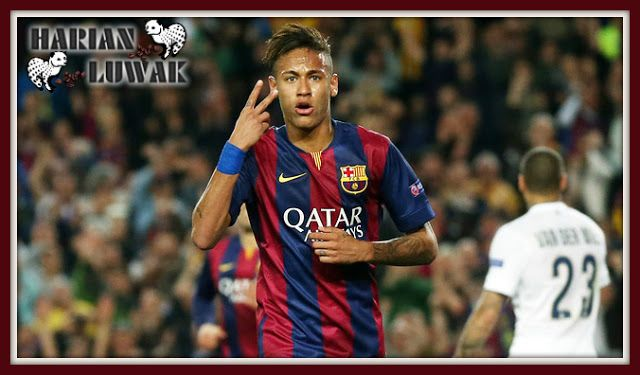 Neymar vs Inaki Williams: Kontrol, Lob, Berputar, Shot, Gol! - Harian Luwak