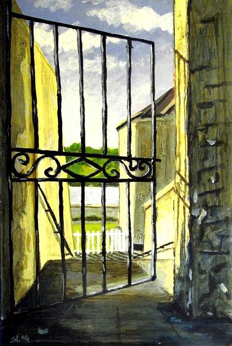 100 best Beautiful Gates Art Show images on Pinterest   Gate, Gates ...