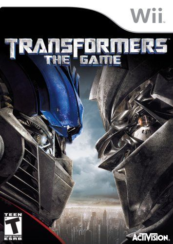 nice Transformers the Game - Nintendo Wii  Transformers Wii Product Features  Instantly transform from a larger-than-life robot to a high-powered vehicle, to leave your enemies in the dust Use ... http://gameclone.com.au/games/transformers-the-game-nintendo-wii/