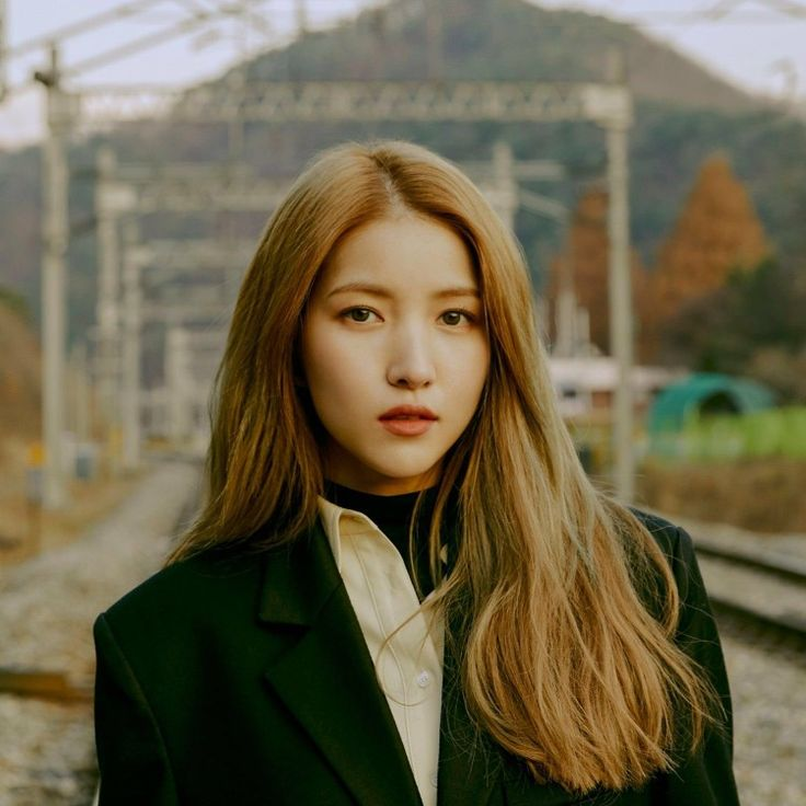 Gfriend-Sowon #WEVERSE #profile_photo di 2020 (Dengan ...