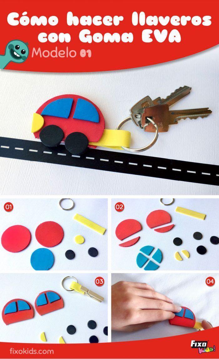 109 best manualidades para ni os images on pinterest - Manualidades faciles de hacer ...