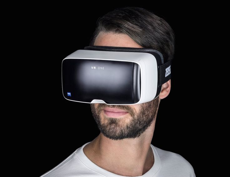 Experience the magic of virtual reality practically anywhere with the Zeiss VR ONE Virtual Reality Headset.