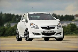 2009 Opel Corsa D by Rieger Photo Gallery - http://sickestcars.com/2013/05/17/2009-opel-corsa-d-by-rieger-photo-gallery/