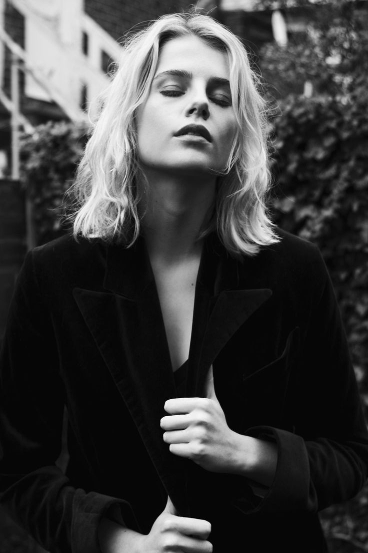 Actress Lucy Boynton for The Picture Journal. Blazer by TOPSHOP UNIQUE…