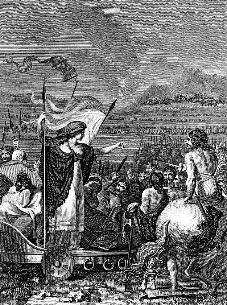Boudicca (died c.AD 60)