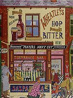 The Joe Scarborough Gallery - Artist Sheffield, South Yorkshire - The Drink Shop