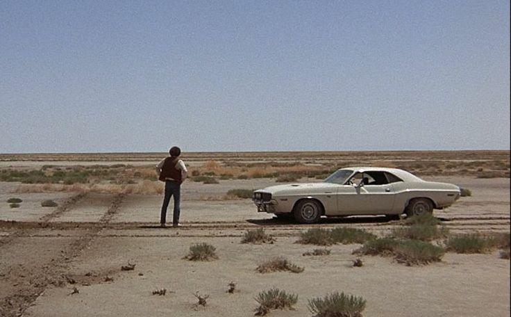 Vanishing Point #Movie #Scene