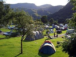 Sykeside Camping Park in the heart of the Dovedale Valley in Cumbria offers stunning views wherever you pitch. The site is featured on the UK Campsites Guide at http://goo.gl/v0m74U