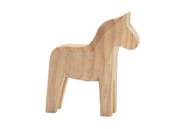 Van Alles Bruut Wonen Houten Paard Hout Woonideeen