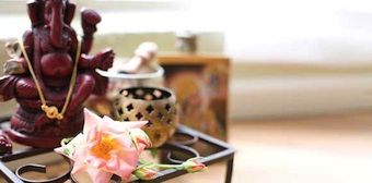3 Simple Steps To Create An Altar In Your Home. Create a personal altar that reminds you to leave space for Spirit. A place to pray and be with God.