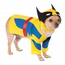 Marvel Wolverine Dog Costume