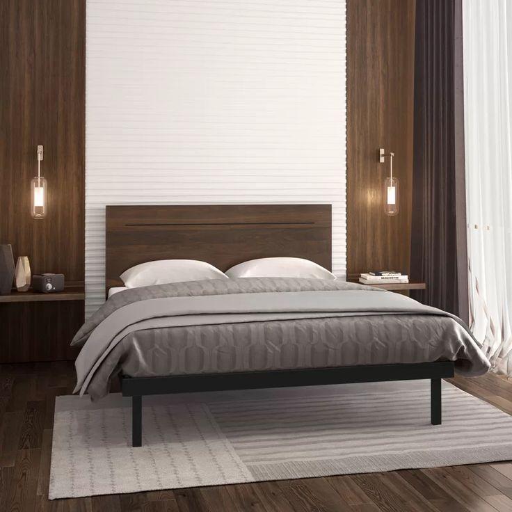 Bungalow Rose Elyse Platform Bed Wayfair Platform Bed Bed Bed Sizes