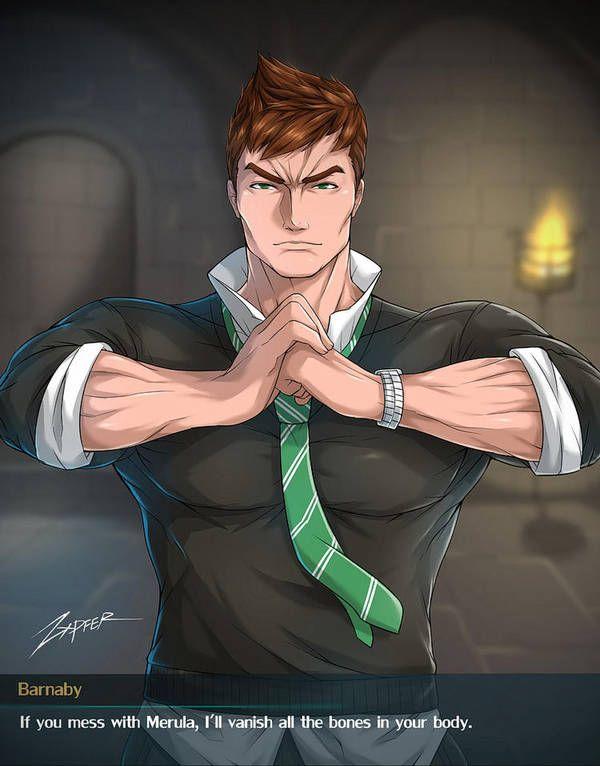 Barnaby Lee By Https Www Deviantart Com Zxpfer On Deviantart Hogwarts Mystery Harry Potter Pin Harry Potter Universal