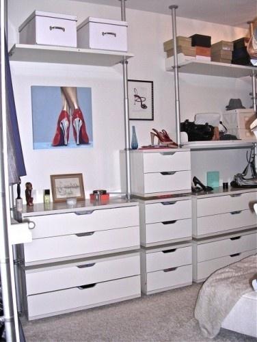 Begehbarer kleiderschrank ikea stolmen  193 besten Ikea Stolmen Bilder auf Pinterest | Ankleidezimmer ...