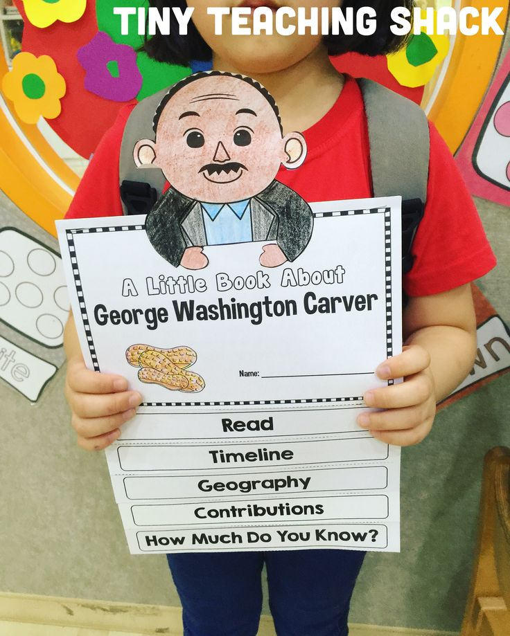 fun and interactive George Washington flipbook full of information- The packet is differentiated by three levels, so you can use them according to your students' ability.
