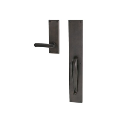 Hamilton sinkler entry set front door handle with harrison for Door 3 facebook