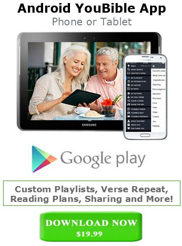 King James Bible App Online . Listen to the Bible narrated