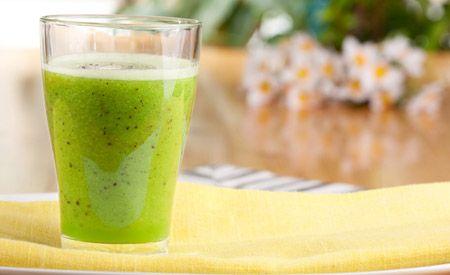 Grüne Smoothies - Rezepte sehr gesund und gut zum Abnehmen