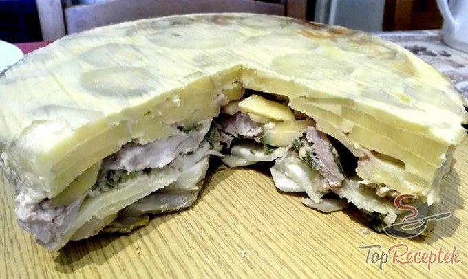 Rakott krumpli kicsit másképp – hamis lasagne | TopReceptek.hu
