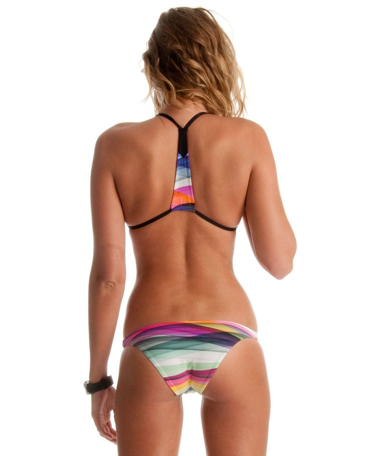 striped mirage rip curl love this bikini on the wish. Black Bedroom Furniture Sets. Home Design Ideas