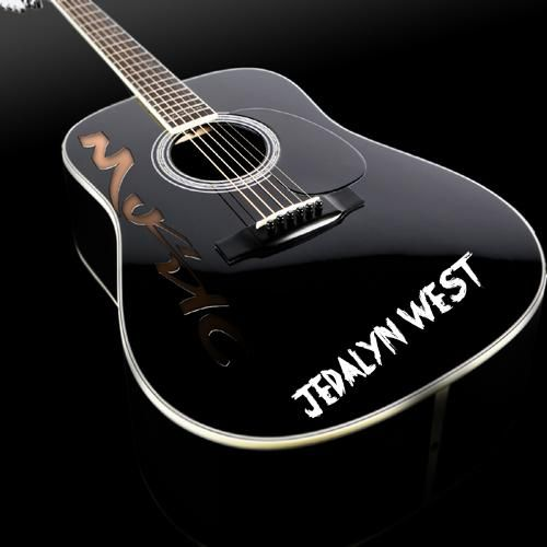 Write Your Name On Cool Guitar Picture Online Free
